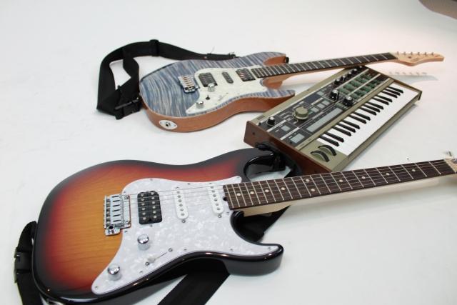 サウンドハウスの店舗や通販と人気のギター